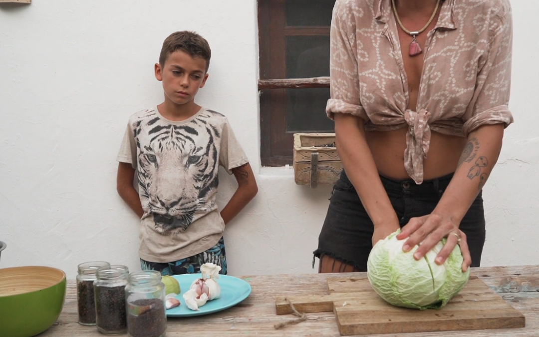 Sauerkraut with Erika Tanguri