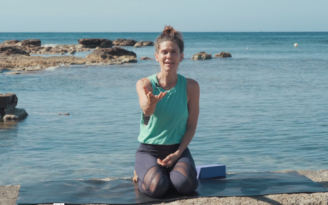 Yoga and Spanda with Suzanne Faith