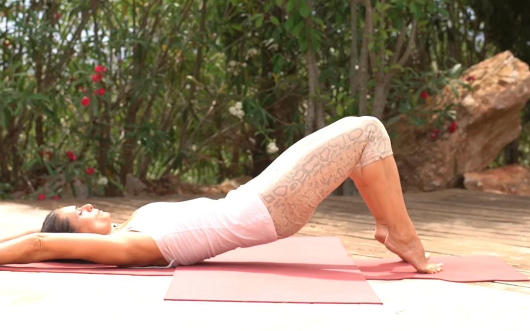Yoga Video with Opale